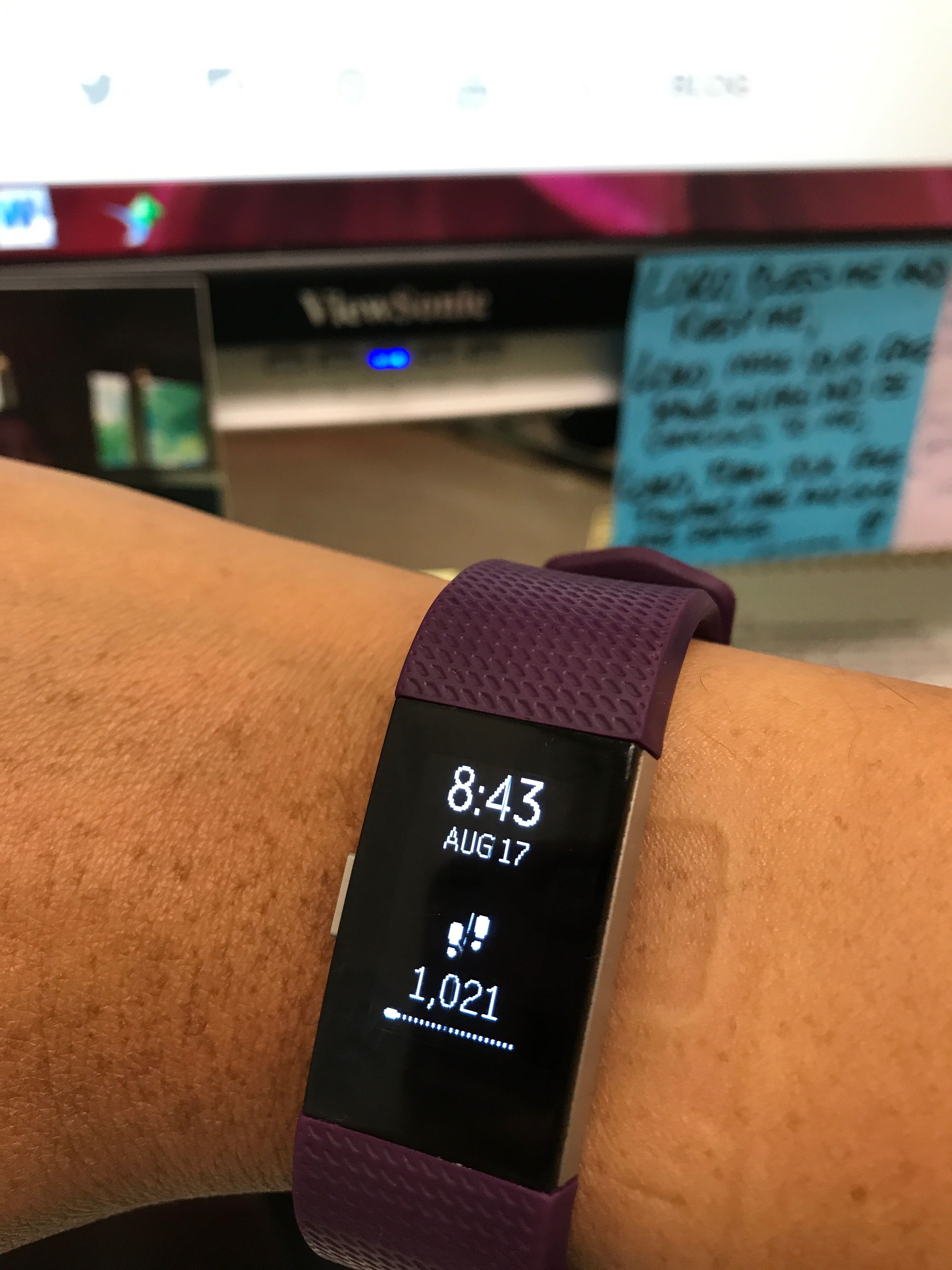 Cracked Fitbit Charge 2 Screen - Page 3 - Fitbit Community