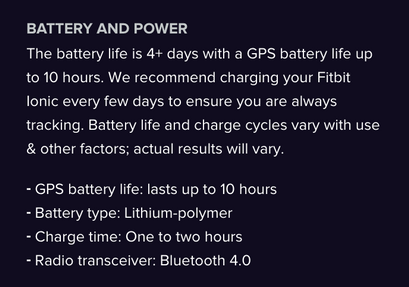 Is the battery replaceable? - Fitbit Community