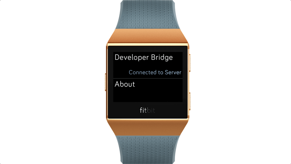 "Ready, Set, Go!"" with the Fitbit SDK - Fitbit Community"