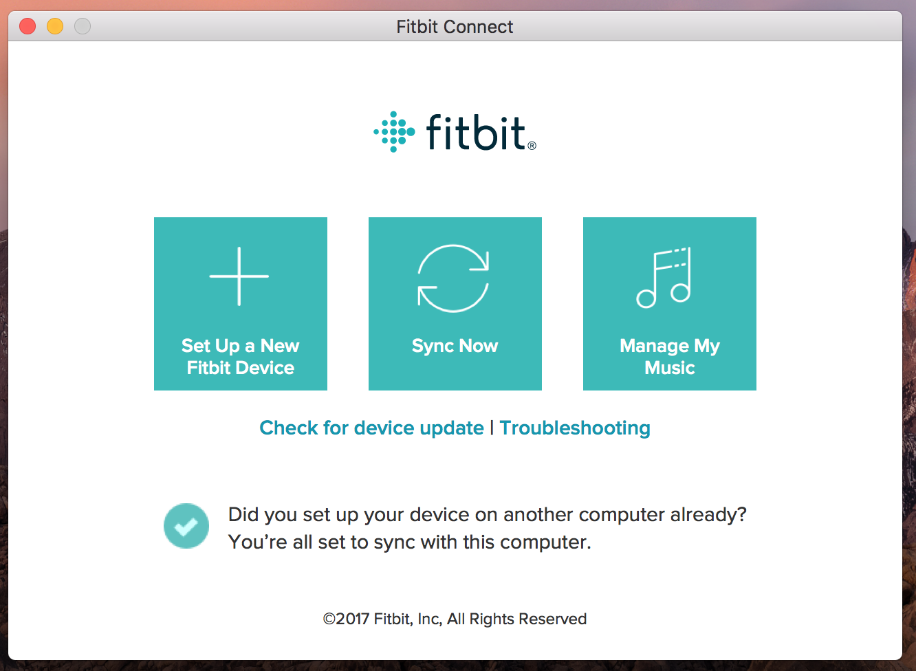 How do i hook up my fitbit to my phone