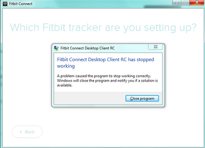 Solved: charge 2 and windows 7 -yes or no? Fitbit community.