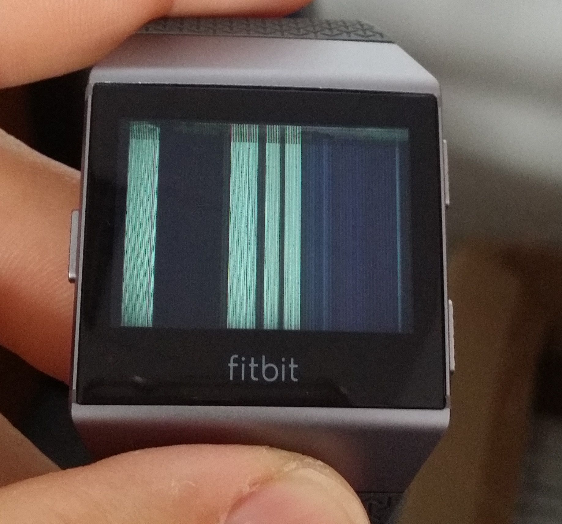 Display issues - Fitbit Community