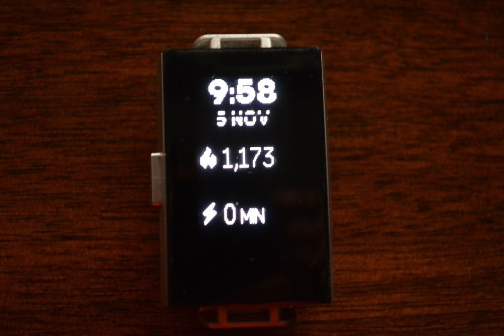 Charge 2 LED Display Issue - Fitbit Community
