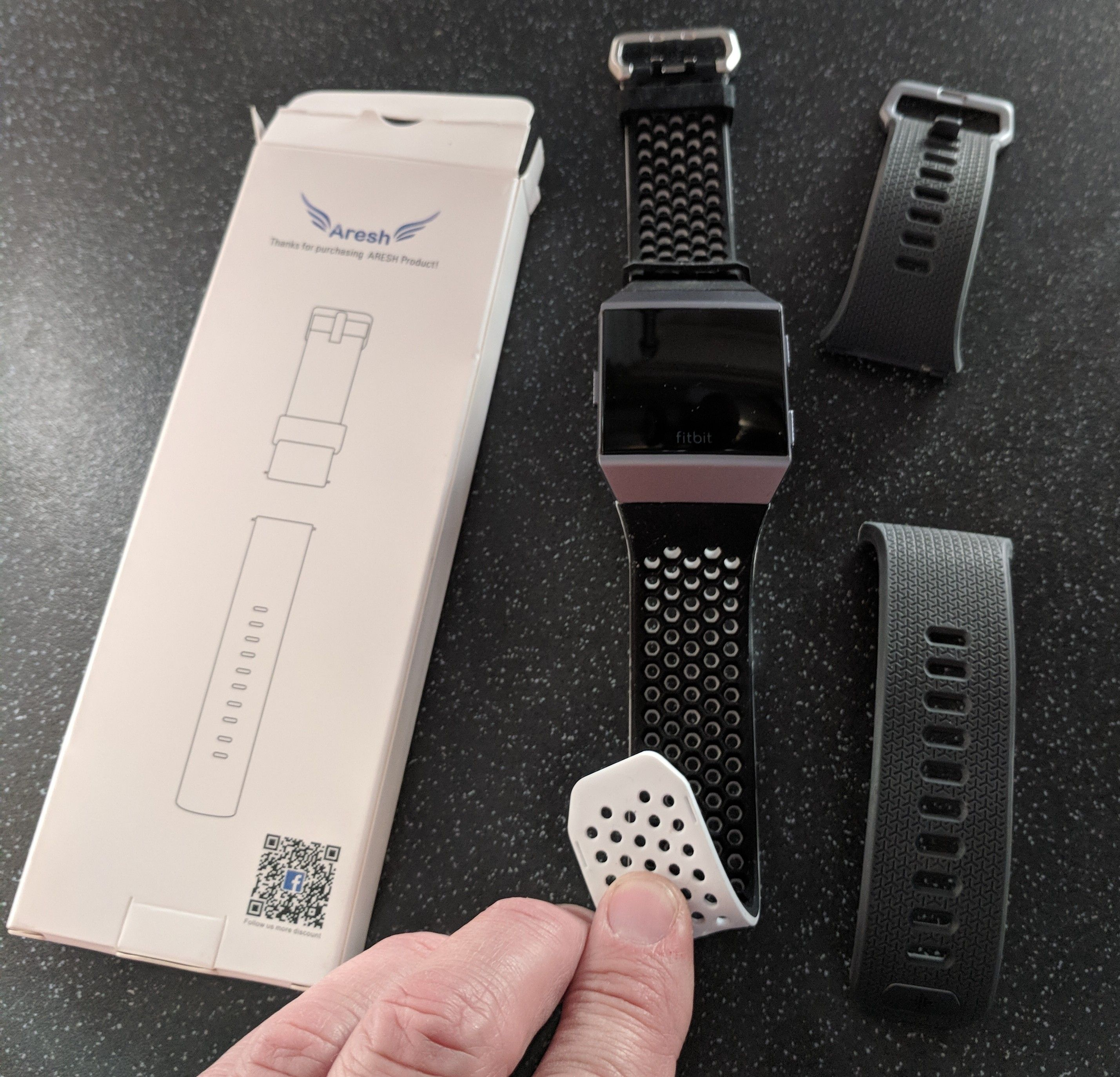 Did You Buy A Band Fitbit Community The Pebble Smart Watch Will Include Flexible Circuit Board