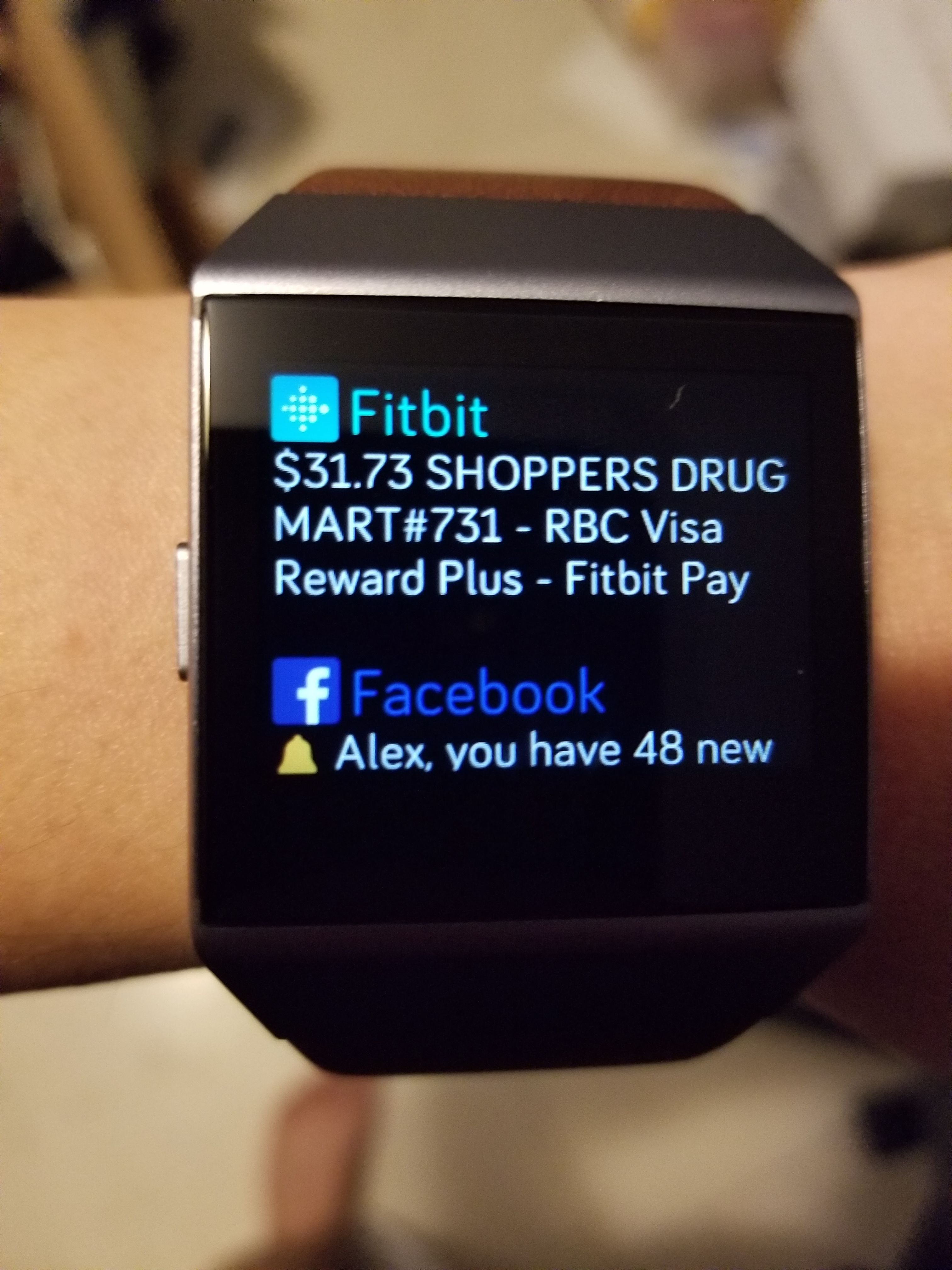 Carte Credit Hsbc Canada.Solved Fitbit Pay In Canada Fitbit Community