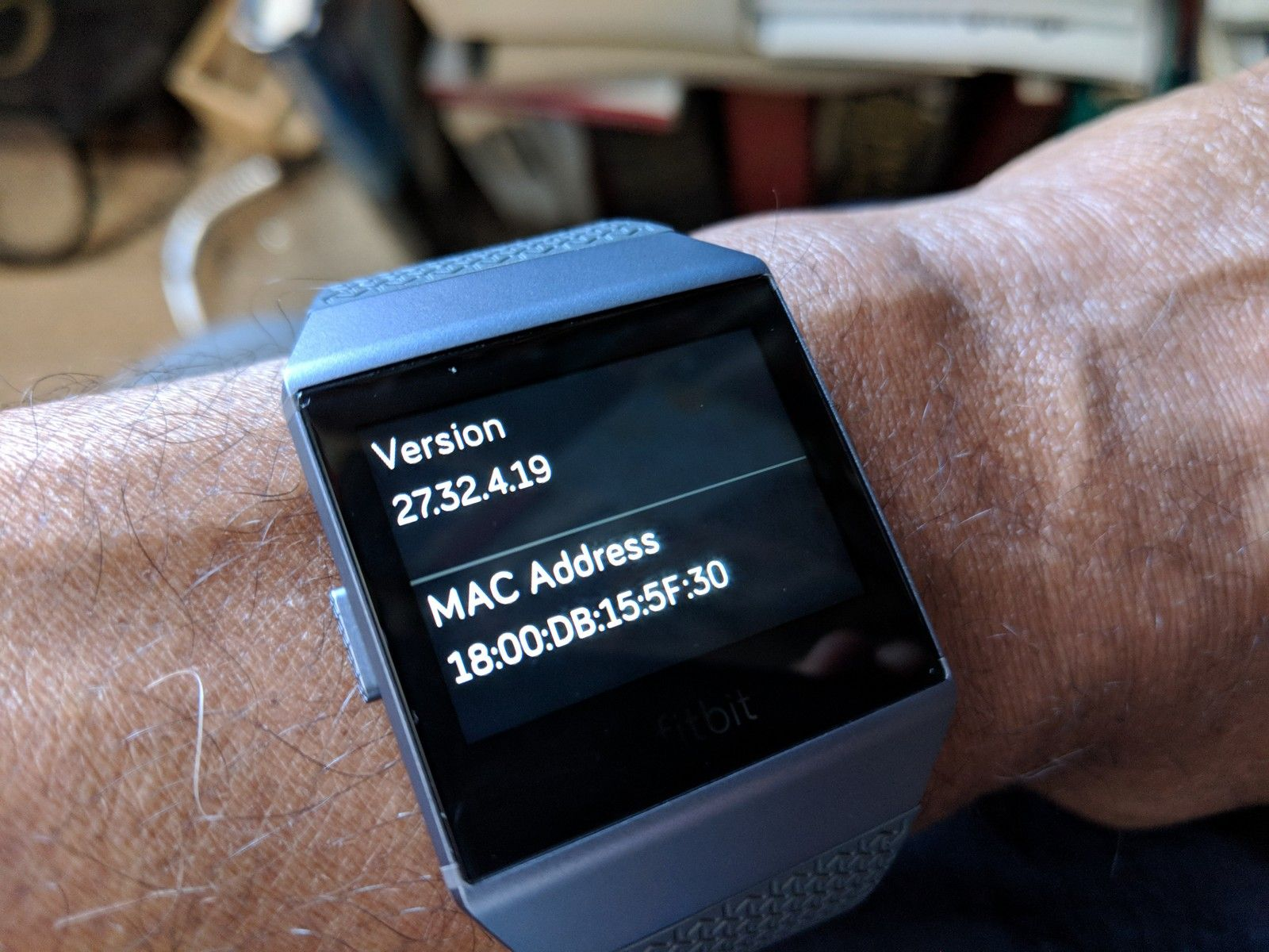 Ionic Firmware release - 27 32 4 19 - Fitbit Community