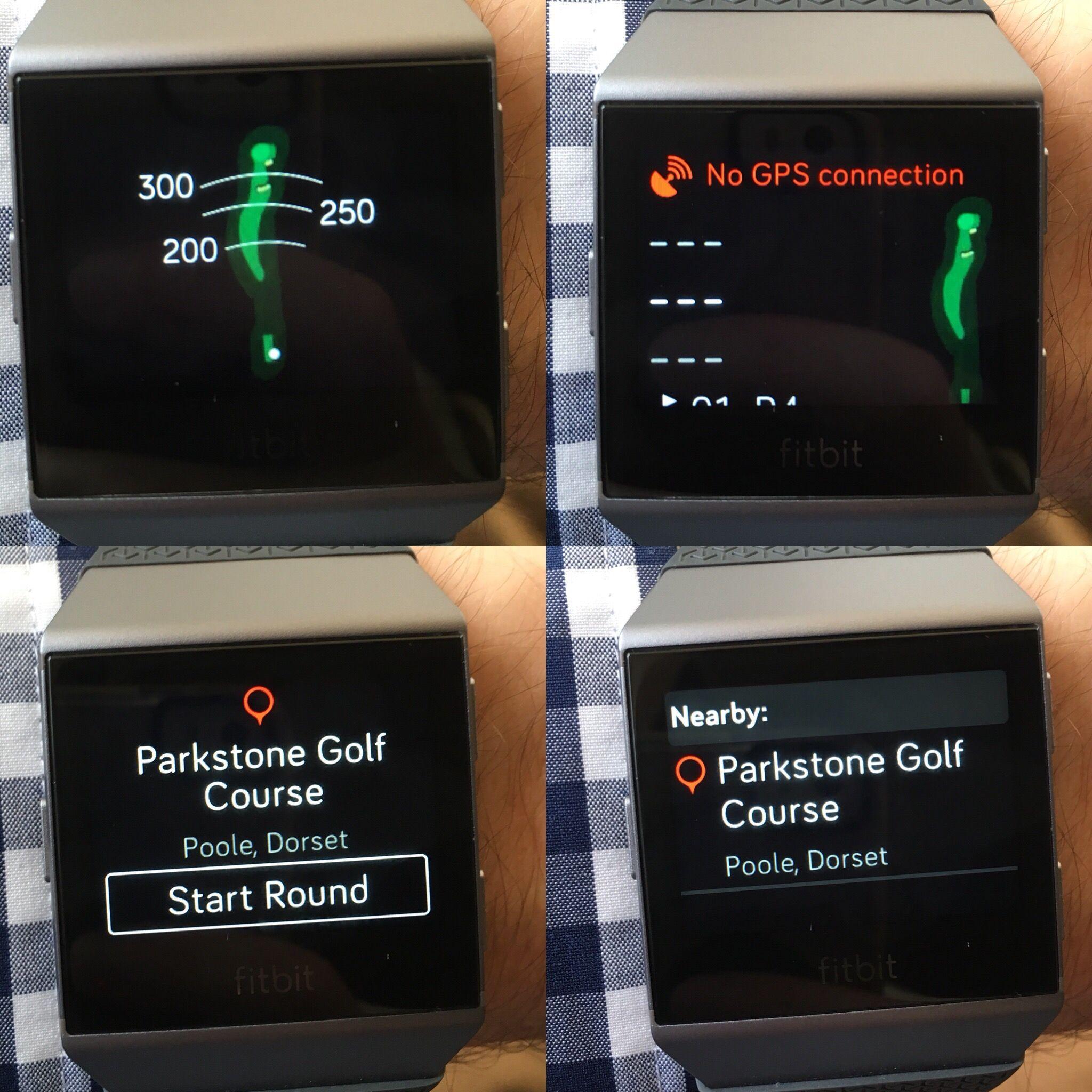 Solved: Game Golf crash - Fitbit Community