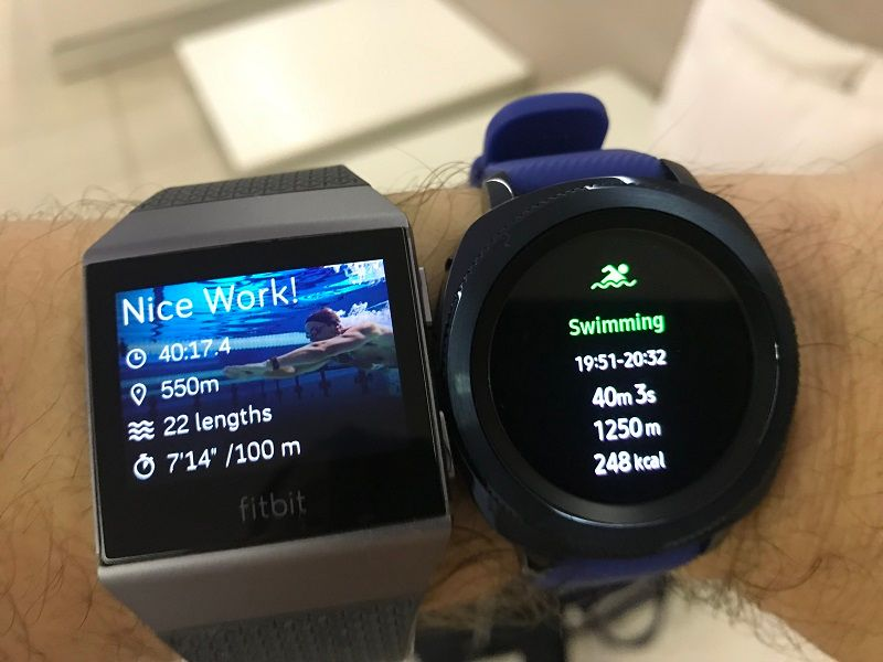 Fitbit Swimming Tracker >> Ionic Swimming Fitbit Community