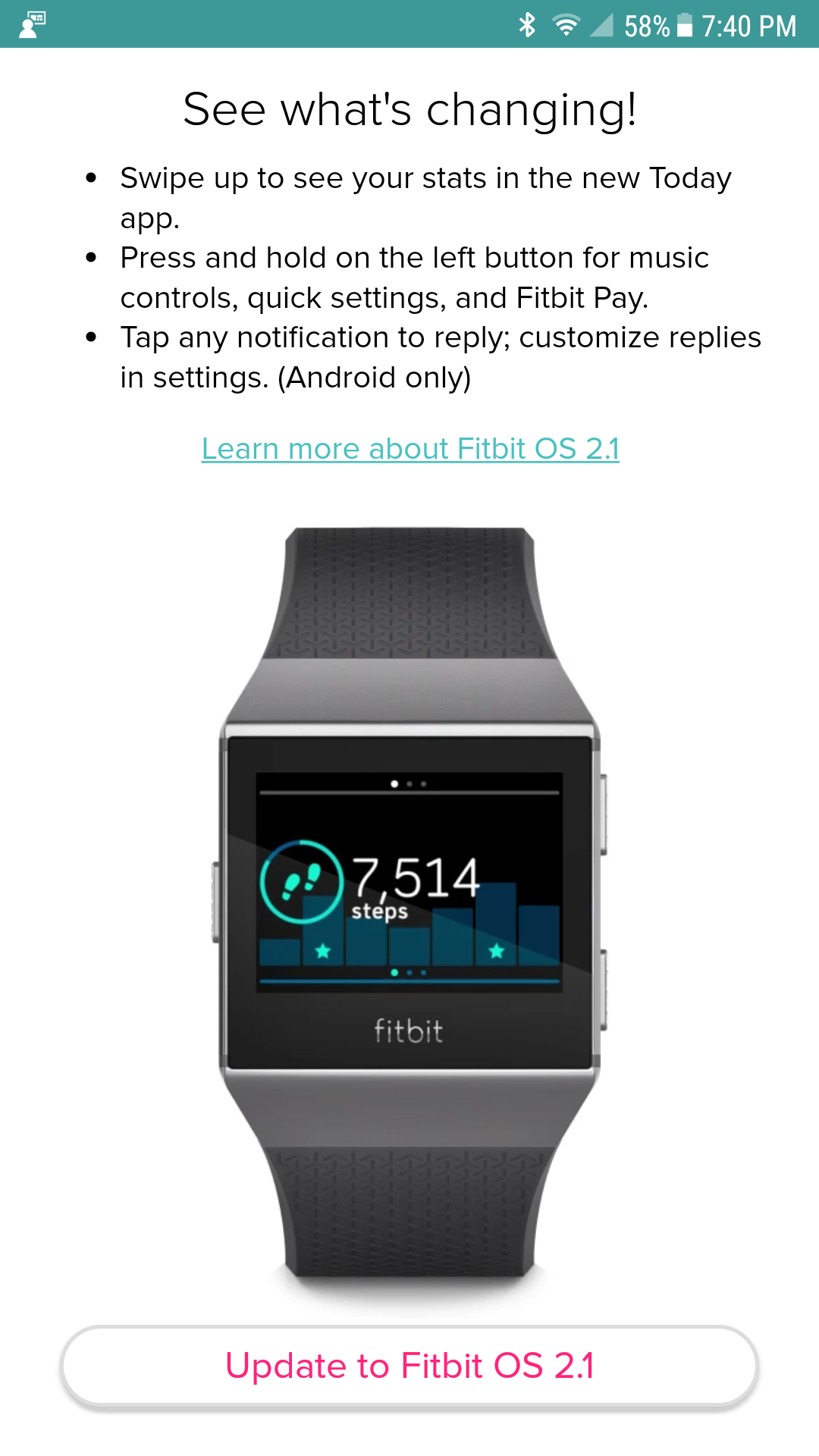 Solved Add A Reply Feature For Texts On Fitbit Ionic Community The Pebble Smart Watch Will Include Flexible Circuit Board