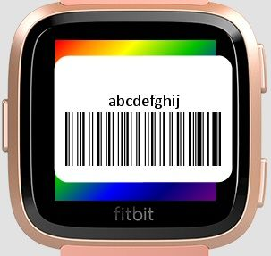Adding bar-codes to the Barcodes app - Fitbit Community