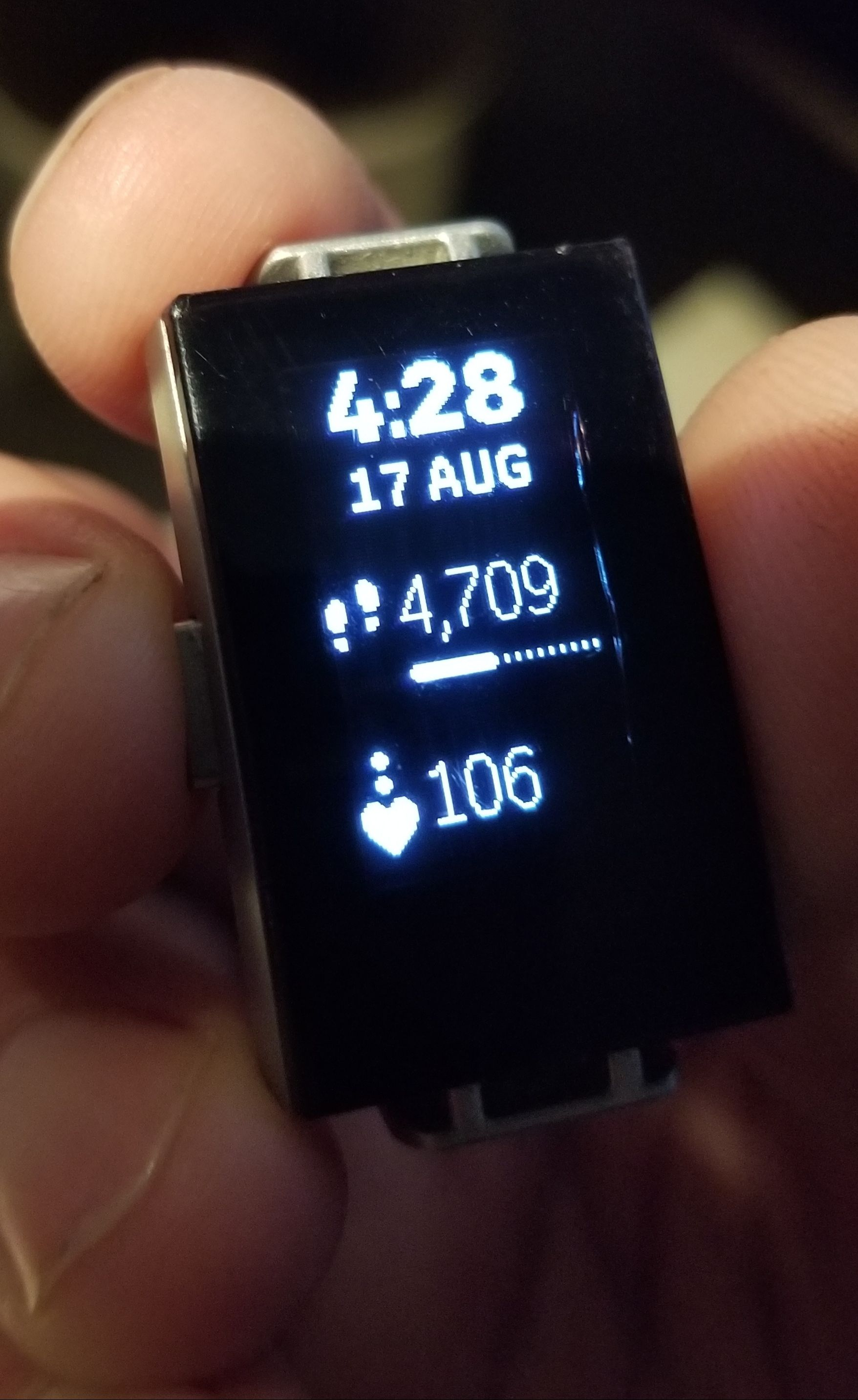 Solved: Can a Cracked screen be replaced - Page 5 - Fitbit Community