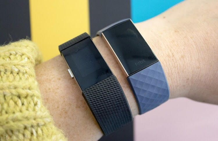 Fitbit Charge 3 VS Fitbit Charge 2 screen size dif