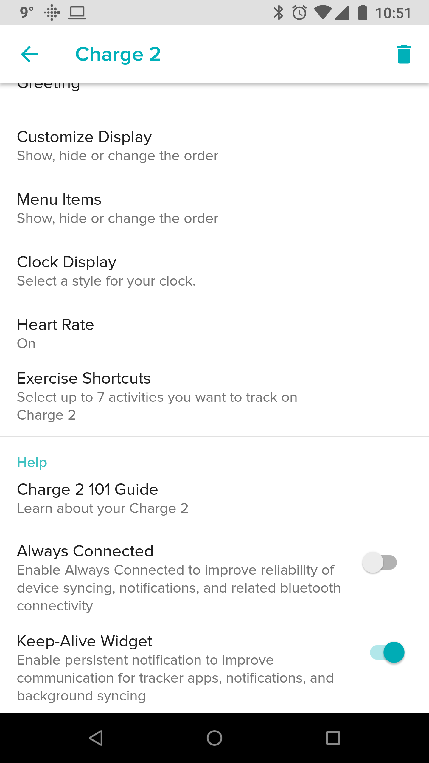 Having to restart phone to sync - Fitbit Community