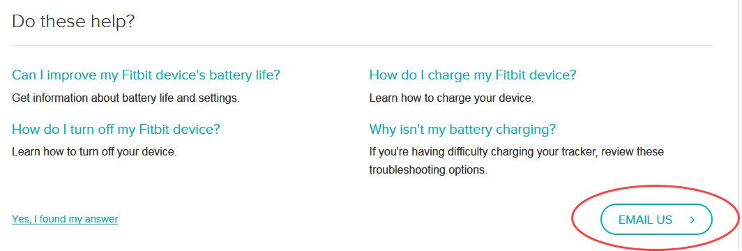 Iconic Battery Issues - Fitbit Community