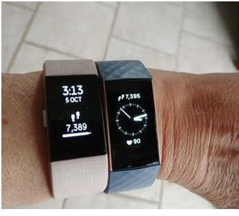 More clock/watch faces for the Charge 3! - Fitbit Community
