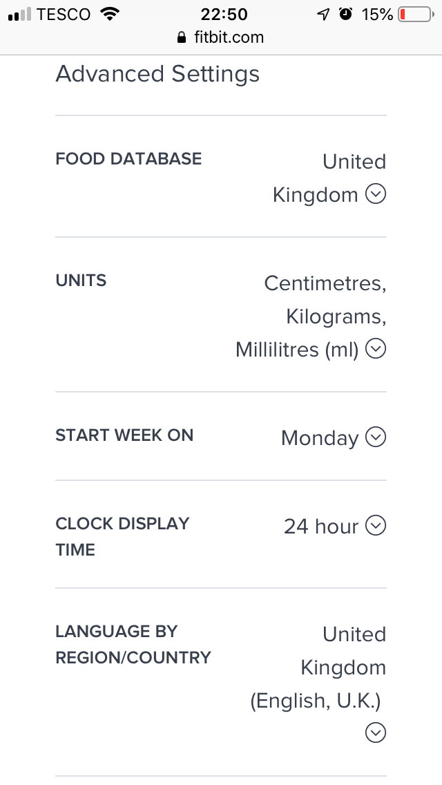 Solved Clock Format To 24 Hours On Charge 3 Fitbit Community
