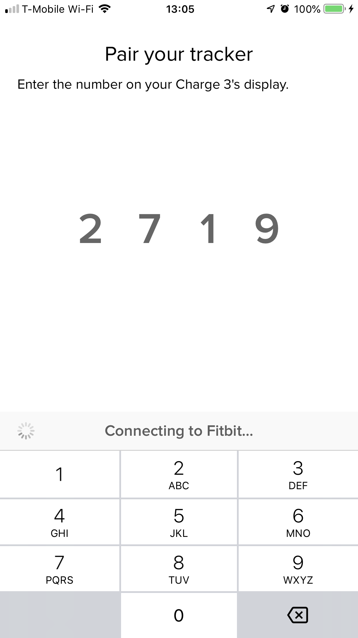 Unable to update Charge 3  - Fitbit Community