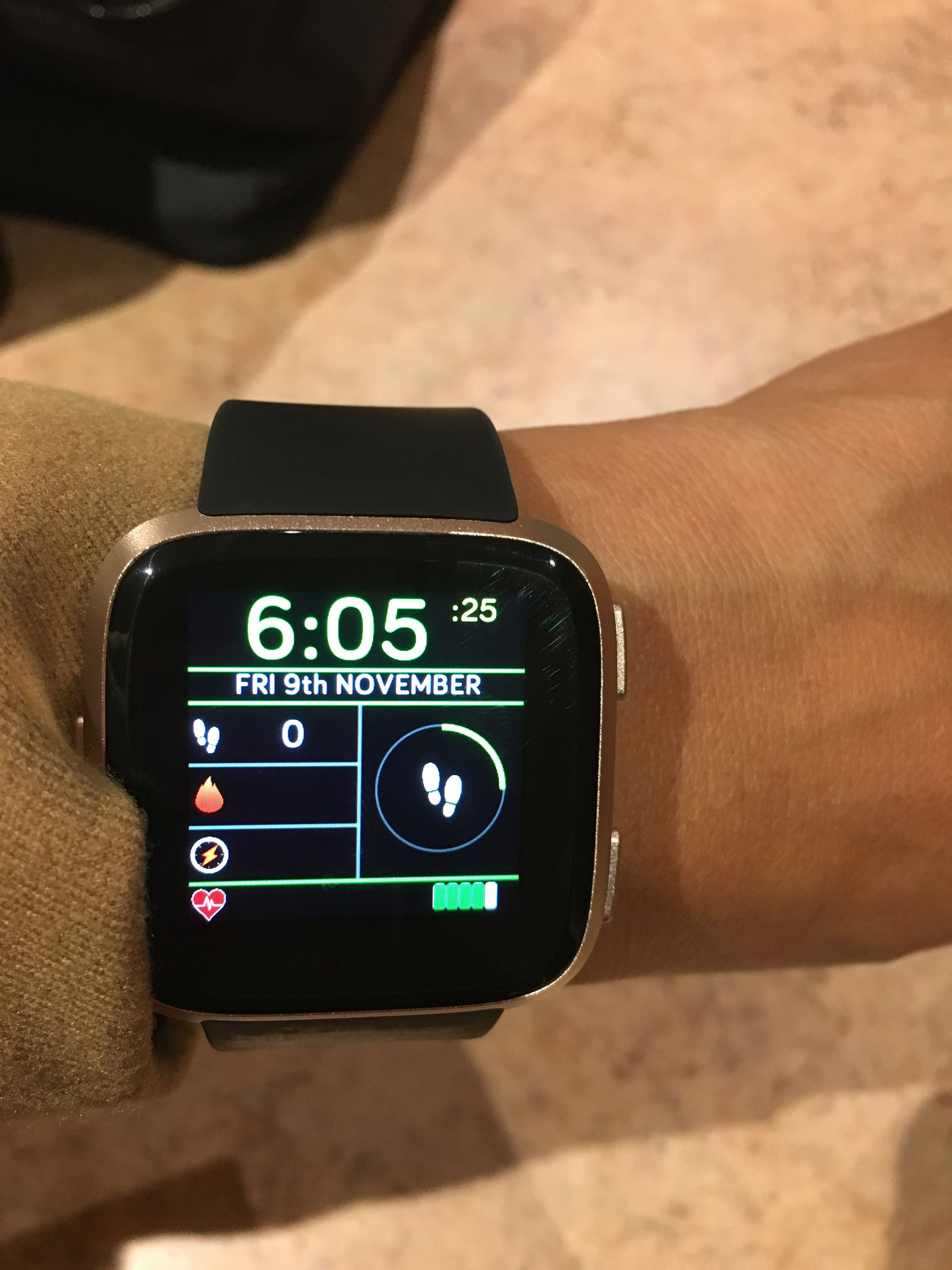 Fitbit OS 2 2 - Versa Firmware Release (32 12 19) - Fitbit