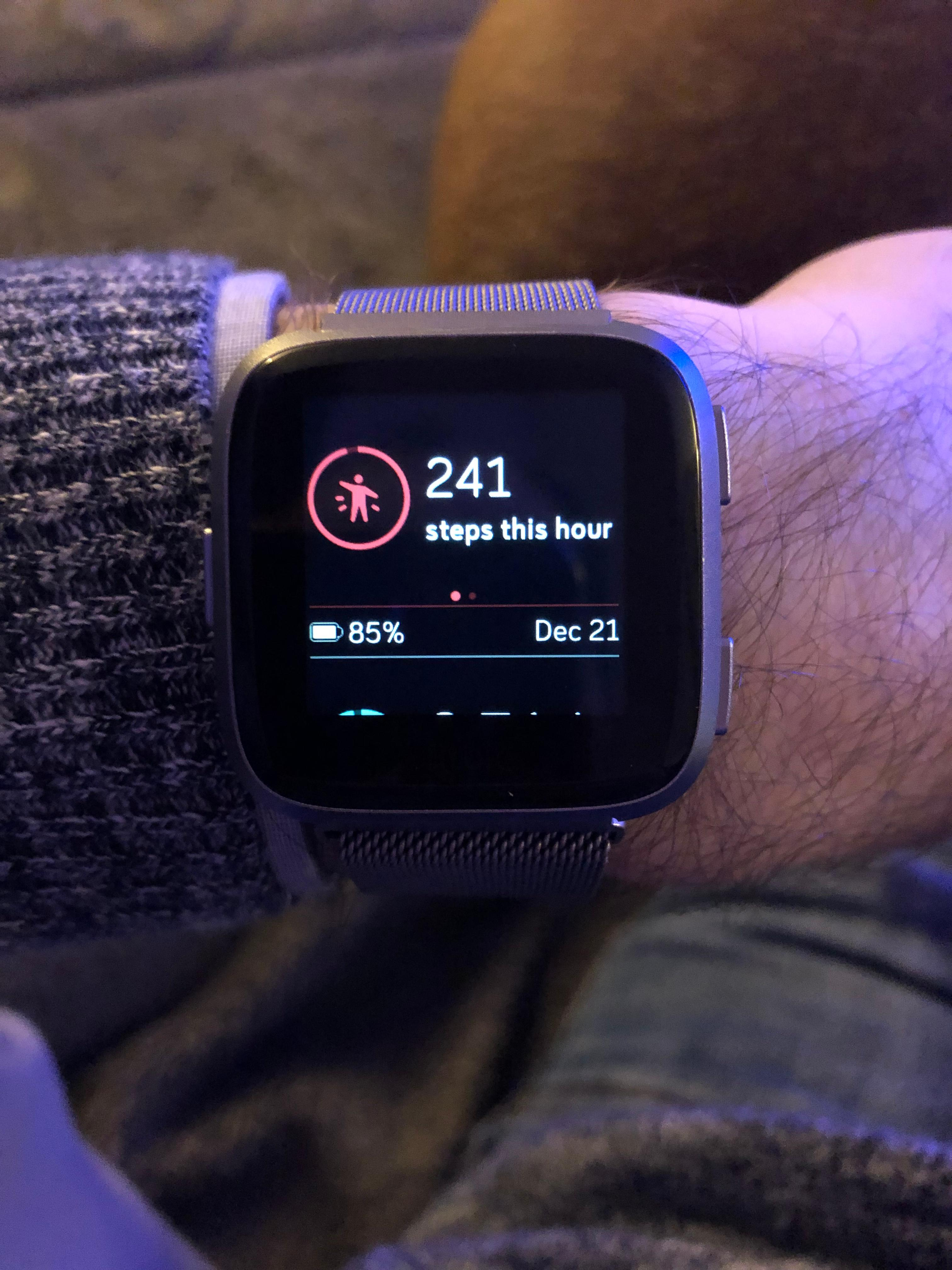 Fitbit OS 3 0 - Versa Firmware Release (32 33 1 30    - Page 4