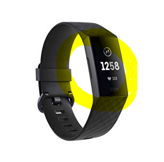 Fitbit charge 3 reset button