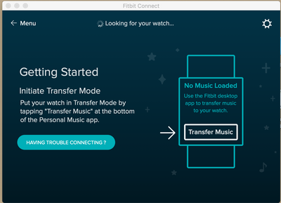 Manage my music MacBook Pro & Versa - Fitbit Community