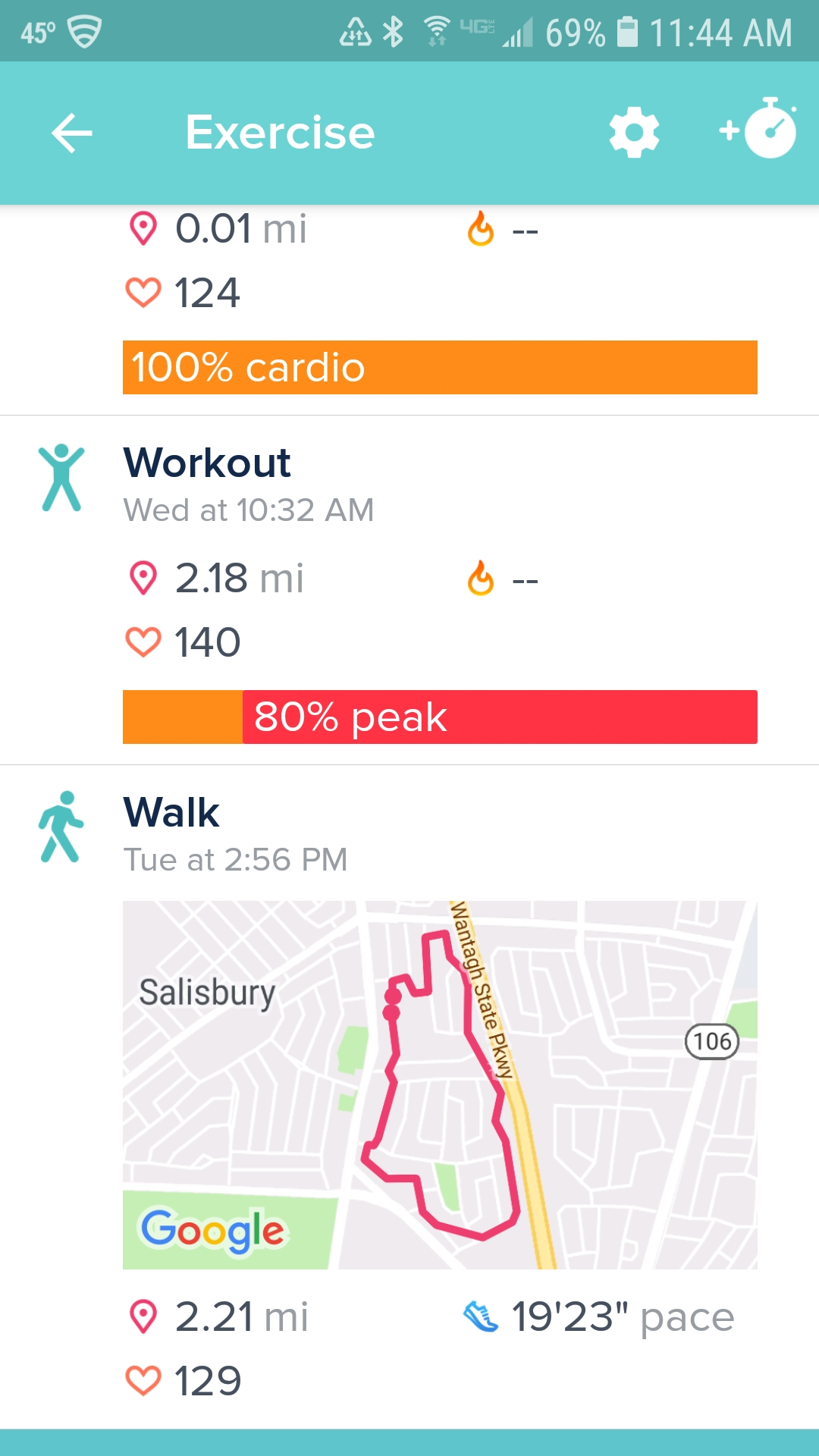CONNECTED GPS - Fitbit Community