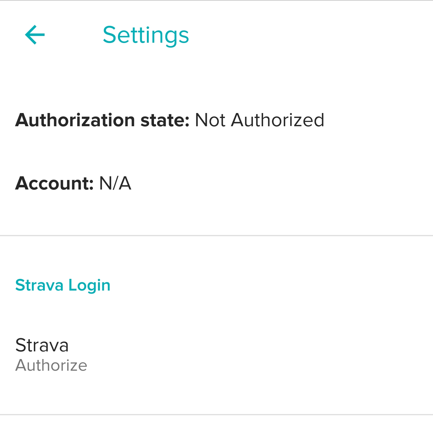 Solved: Strava Authorization state: Not Authorized - Fitbit